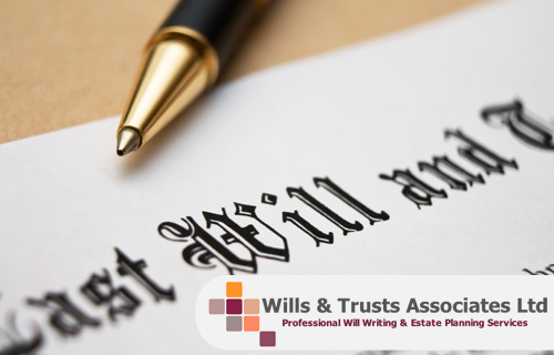 Set your affairs in order from just �19 with Wills and Trusts Associates Ltd