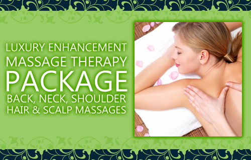 Four relaxing massage treatments in a pampering package from BioDiverse City for £29