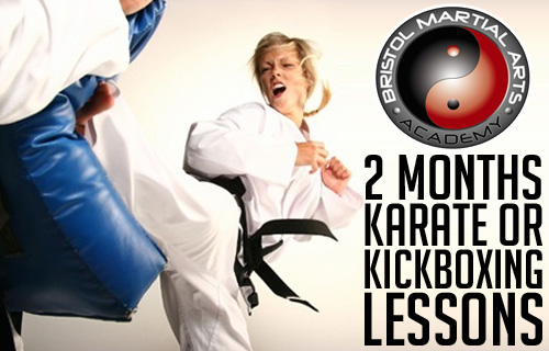 Kick butt with 65% off a two-month course of martial arts classes