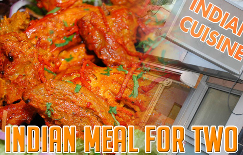 Up to 55% off a meal for two at Massala Hut