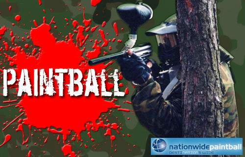 Go into combat for less than a fiver with a day�s paintballing for just �3 per person