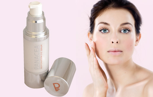 Look younger for less with a 73% discount on Panacea Cosmetics Wrinkle Erase eye serum