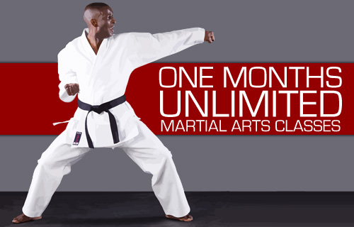 Become a martial artist with 80% off one month�s unlimited classes at PKA Kickboxing