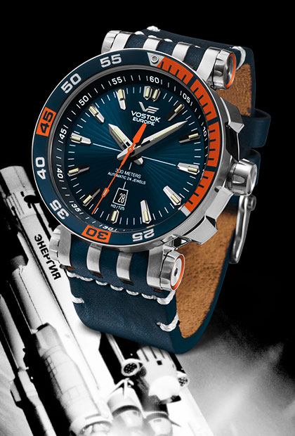Vostok-Europe Energia 2 Collection