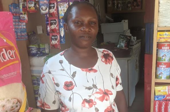 Opportunity International Client Doris  Takyiwaa