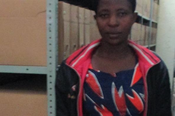 Opportunity International Client Therese Nyirandakunze