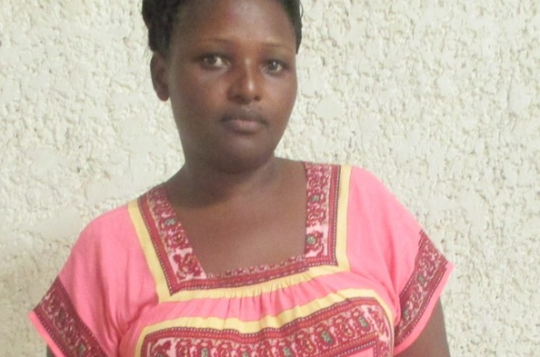 Opportunity International Client Yvonne Mukandekezi