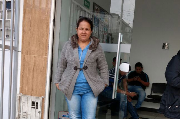 Opportunity International Client Maria del Carmen Bermudez