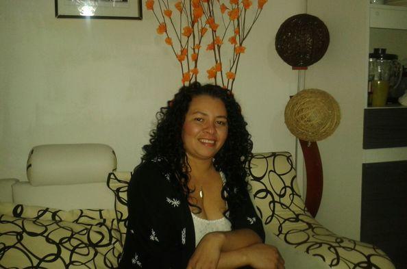 Opportunity International Client Matilde Vargas