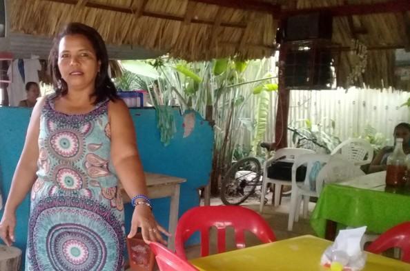 Opportunity International Client Martha Isabel Fernandez