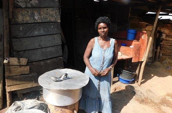 Opportunity International Client Winnie  Birungi