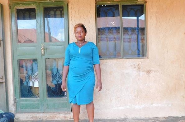 Opportunity International Client Winnie Nanyonga
