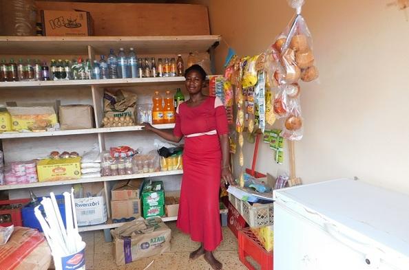 Opportunity International Client Joy Naigaga