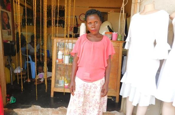 Opportunity International Client Agnes Nabukalo