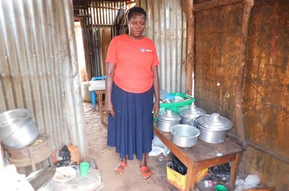 Opportunity International Client Beatrice Kabonesa
