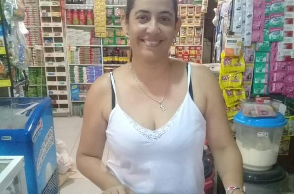 Opportunity International Client Lucelys del Carmen Perez