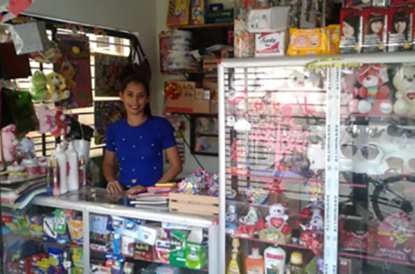 Opportunity International Client Rosa Luz  Sanchez