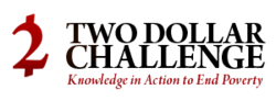 The Two Dollar Challenge - UMW Chapter