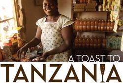 Toast to Tanzania - YAO NY