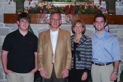 Tom Moller family