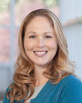 Maggie Dye, PT, DPT, WCS