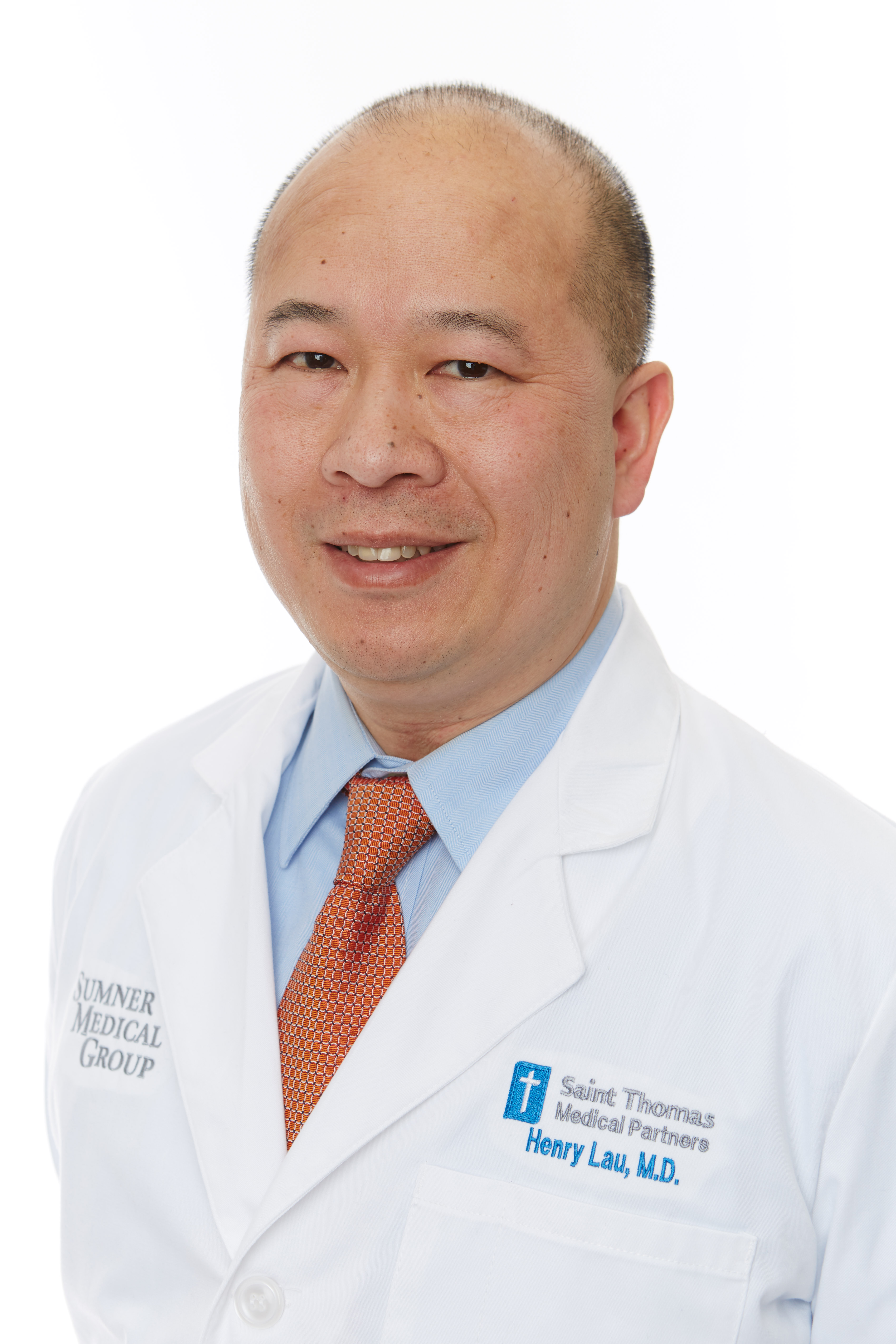 Henry Lau, MD