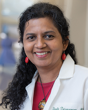 Sheela Deivanayagam, MD, DCH, MRCPCH