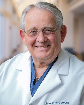 Arthur Boerner, MD, PSC