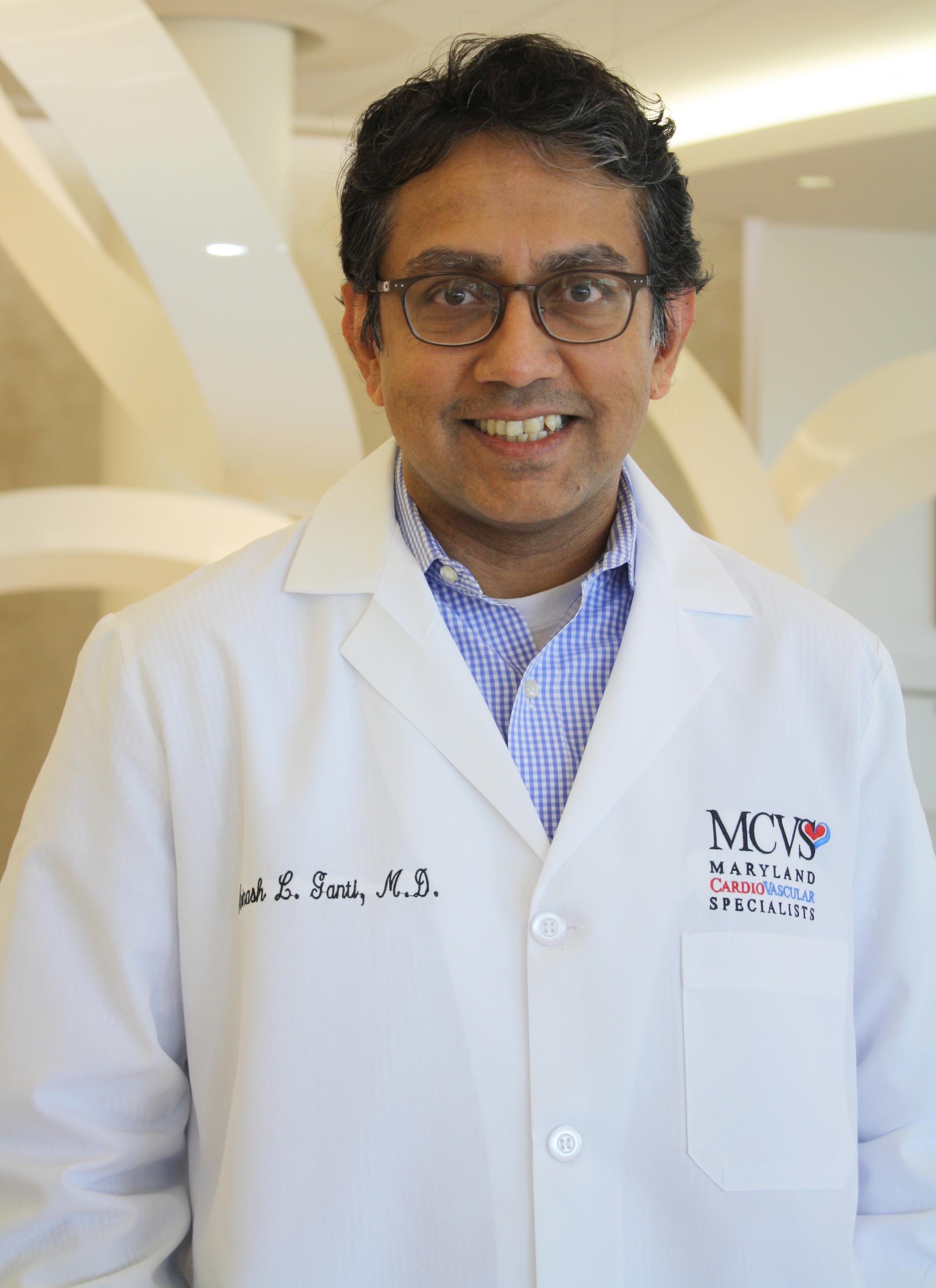 Avinash Ganti, MD