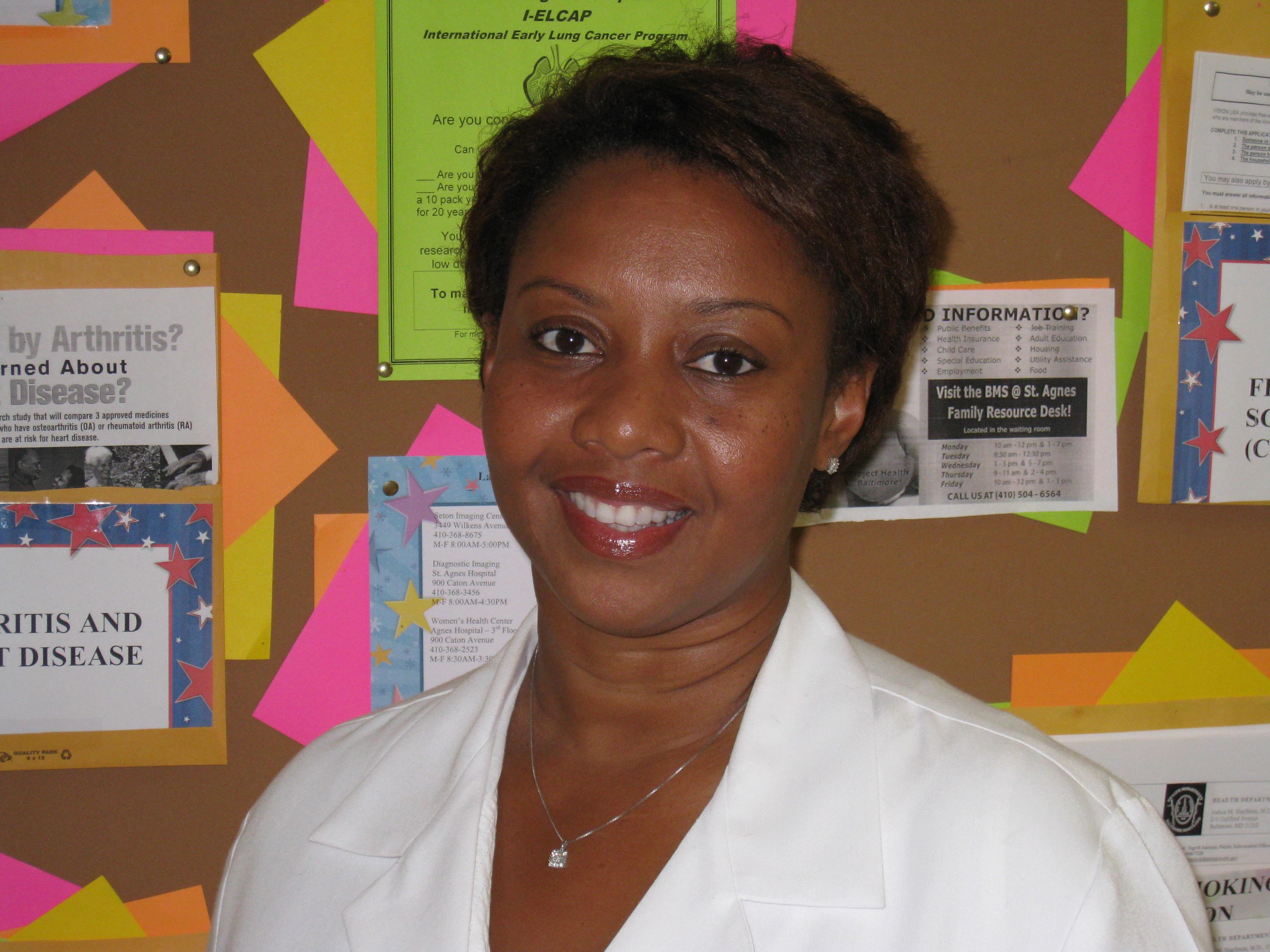 Michelle Garner, MD