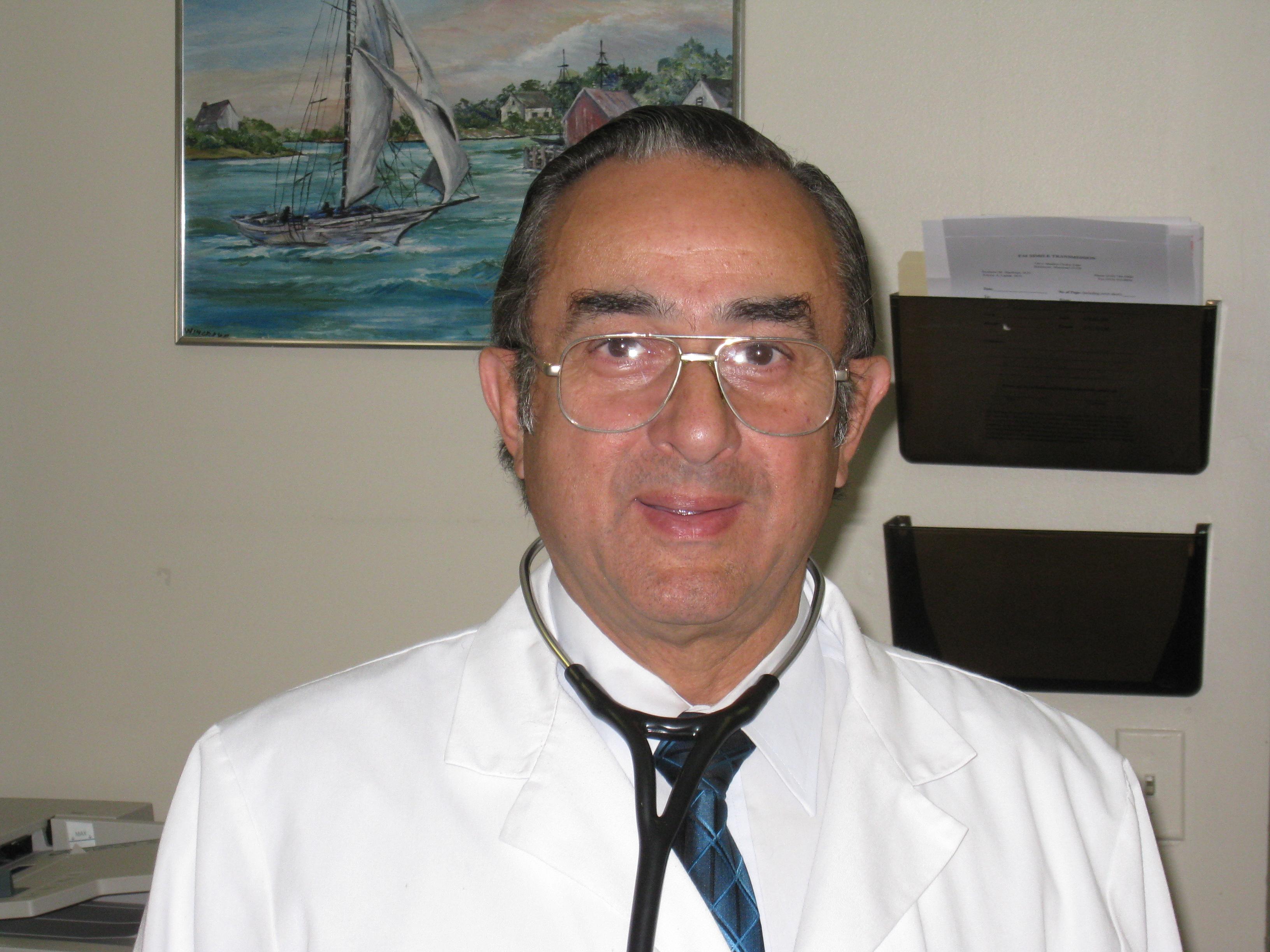 Norberto Machiran, MD