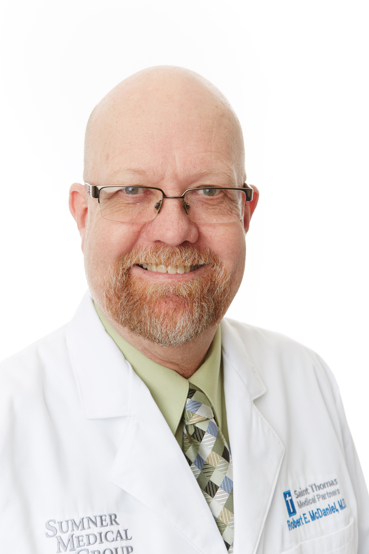Robert McDaniel, MD