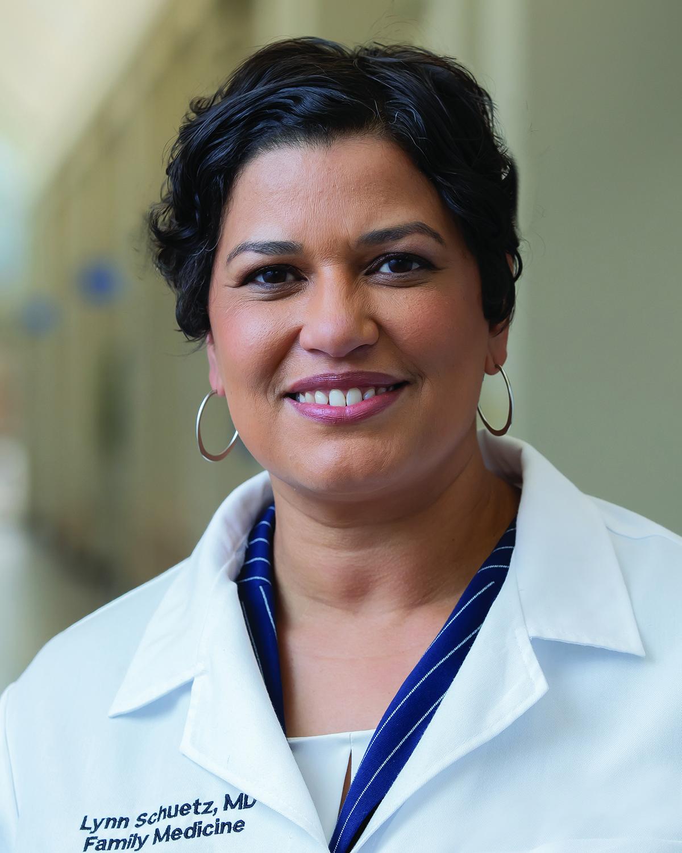 Lynn T. Schuetz, MD