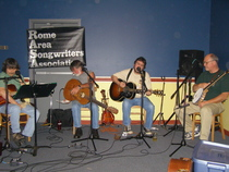 Rome Area Songwriters Association