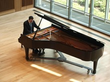 Magical Keys of pianist Dr. Alex Wasserman