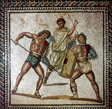 """Gladiators and Warriors of Rome"""