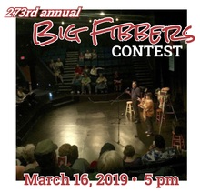 243rd Annual Big Fibbers Contest