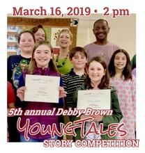 Debby Brown YoungTales Story Competition