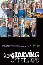 Starving Artist Expo 2013