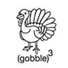 Gobble x 3