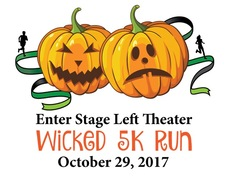 Esl wicked 5k 2017 logo