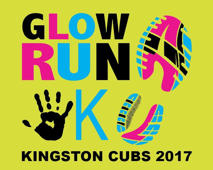 Kingston glow run