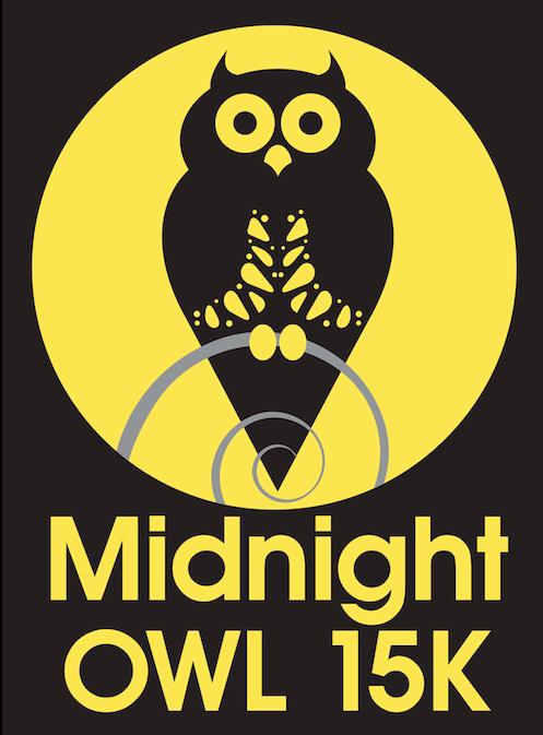 Midnight owl logo