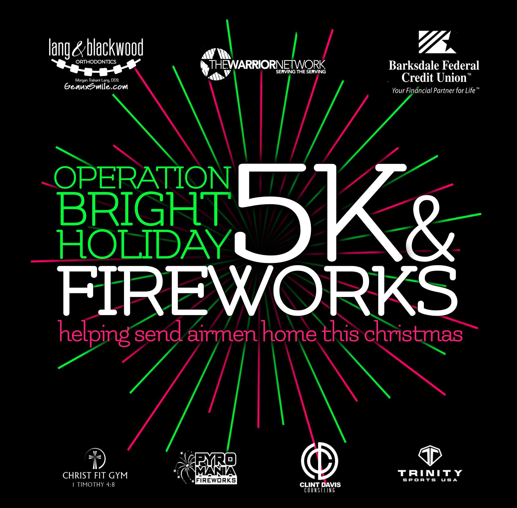 5k fireworks logo