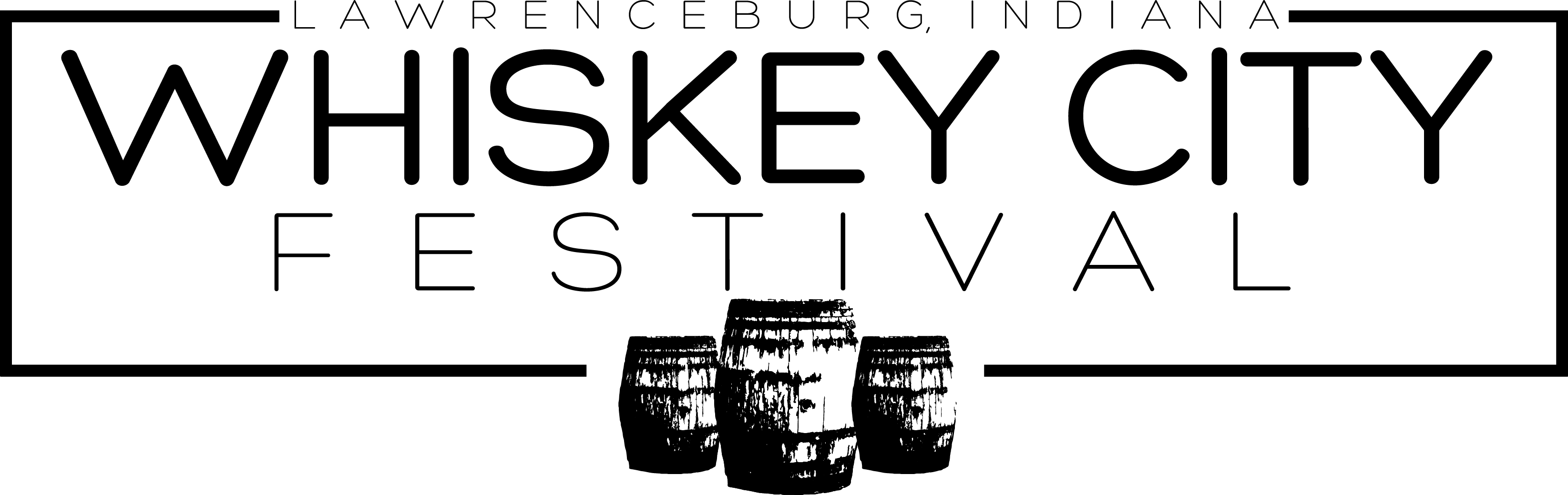 Whiskey city logo