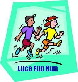 Luce fun run logo