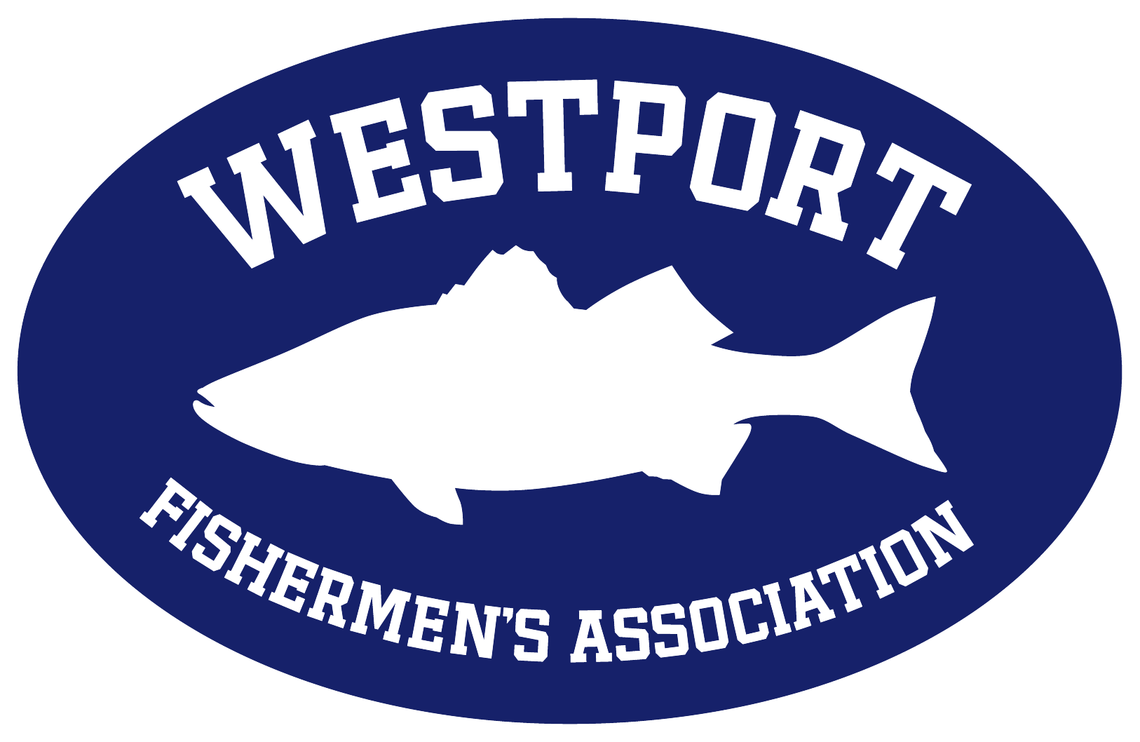 Westport fishermen's association logo