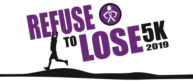 2019 refuse to lose logo
