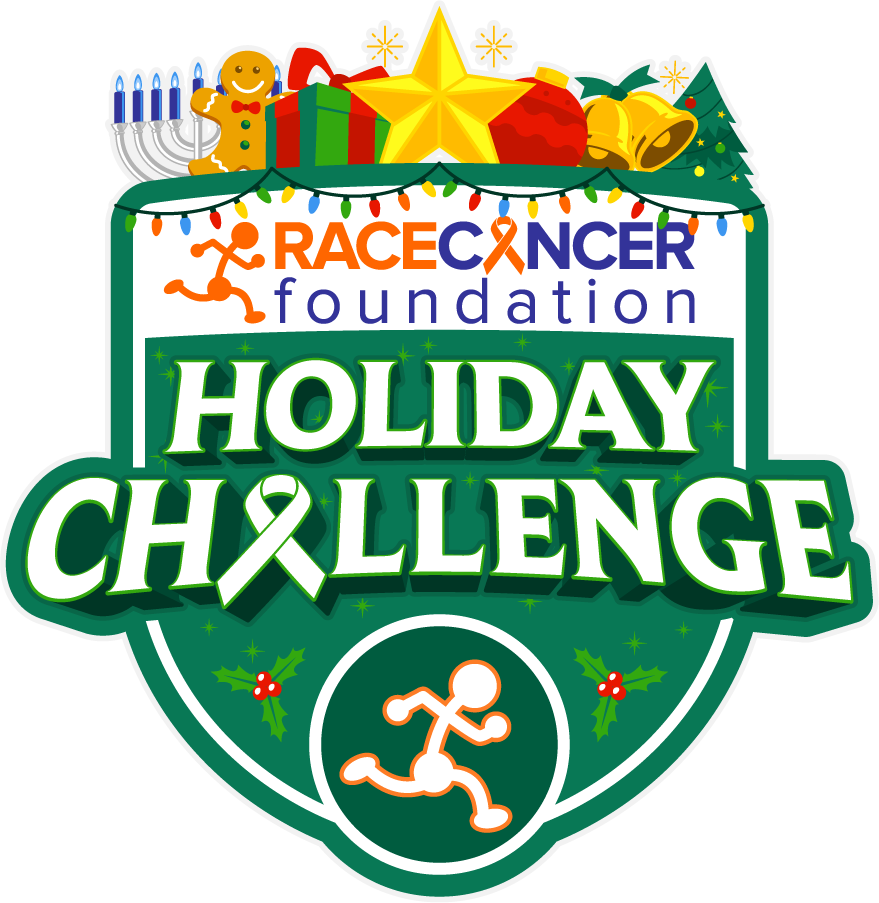 Holiday challenge logo