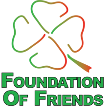 Foundation of friends logo block2